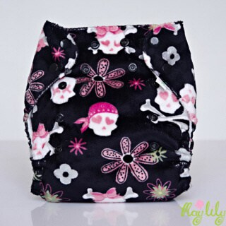 Pielucha MayLily London Black