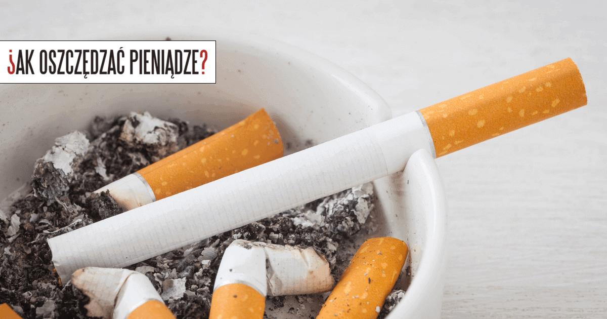 Ile można zaoszczędzić rzucając palenie