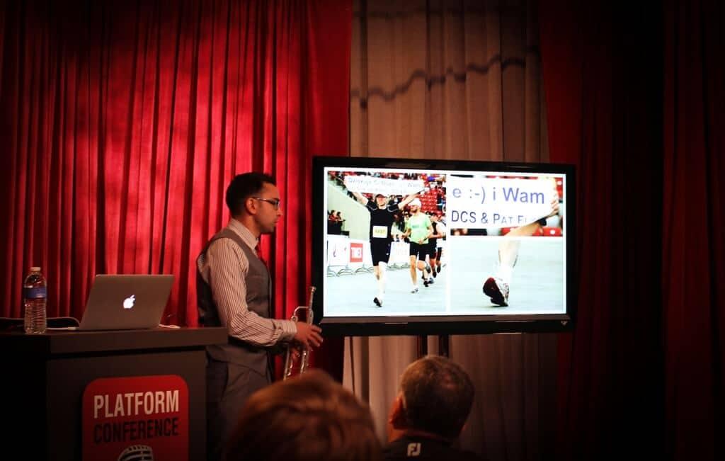 Pat Flynn Marathon story