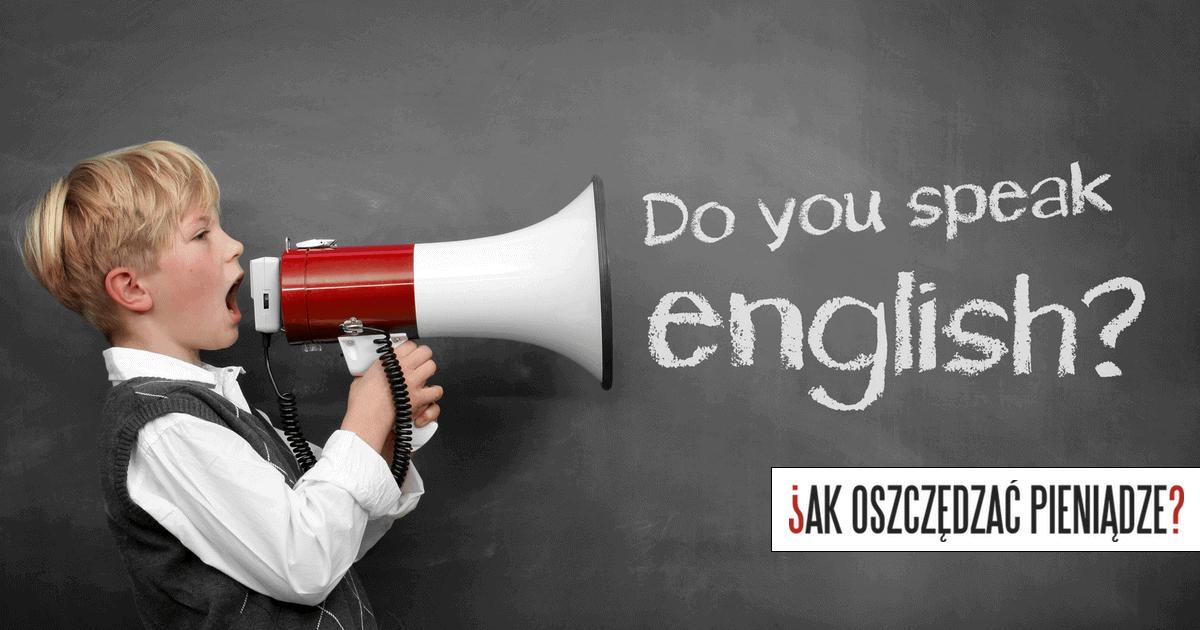 Oszczędzanie na nauce języków