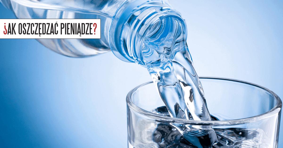 Cena wody pitnej