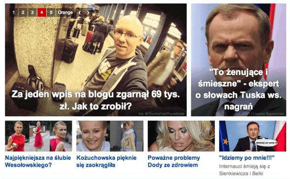 Michał na wp.pl