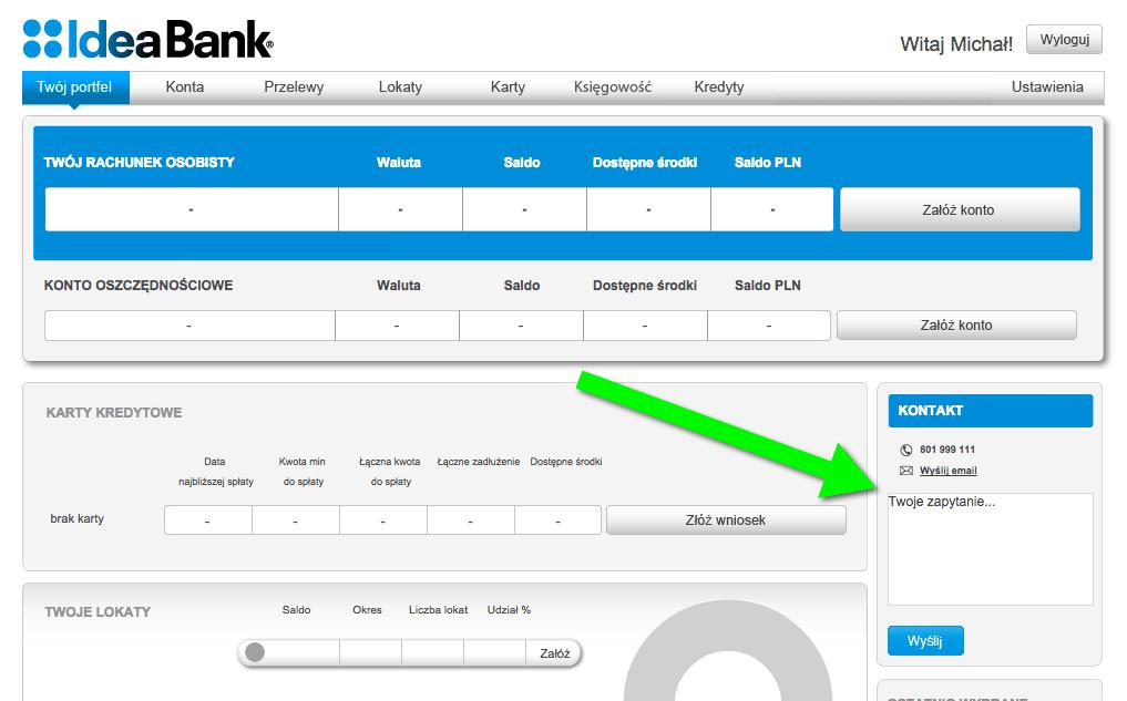 Jak zamknąć konto w Idea Bank