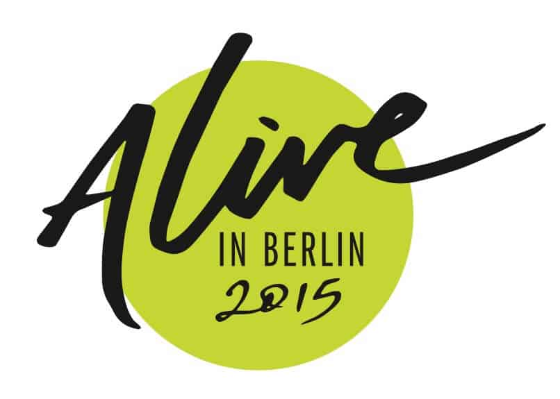 Konferencja ALIVE Logo