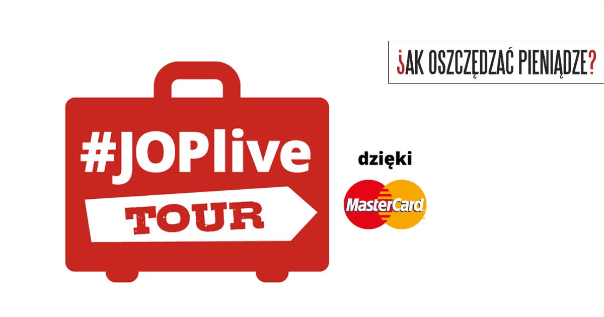 JOPlive Tour