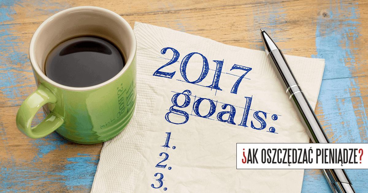 Planowanie roku i celów