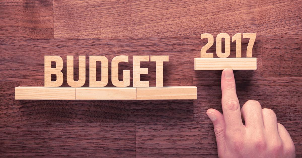 Szablon budżet domowy 2017 Excel