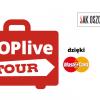 Thumbnail image for Ruszam na #JOPlive Tour – cykl spotkań w całej Polsce dla Czytelników bloga