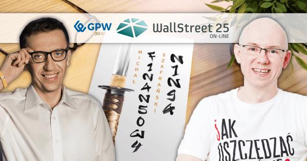 Thumbnail image for Konferencja WallStreet i książka #FinNinja dla domów dziecka – obie bezpłatnie!