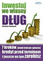 Inwestuj we własny dług
