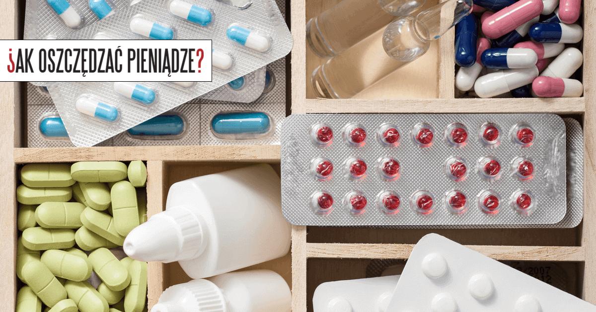 Ile wydajemy na leki i opiekę zdrowotną