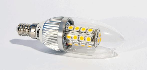 Oszczędzanie prądu LED