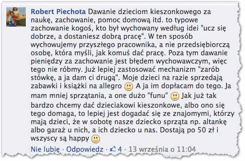 Kieszonkowe - Robert
