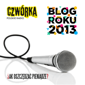 Czwórka i Blog Roku