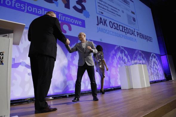 Jacek Kotarbiński i ja