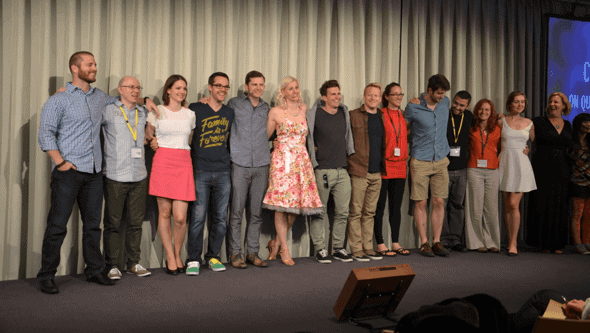 ALIVE in Berlin Speakers 2014