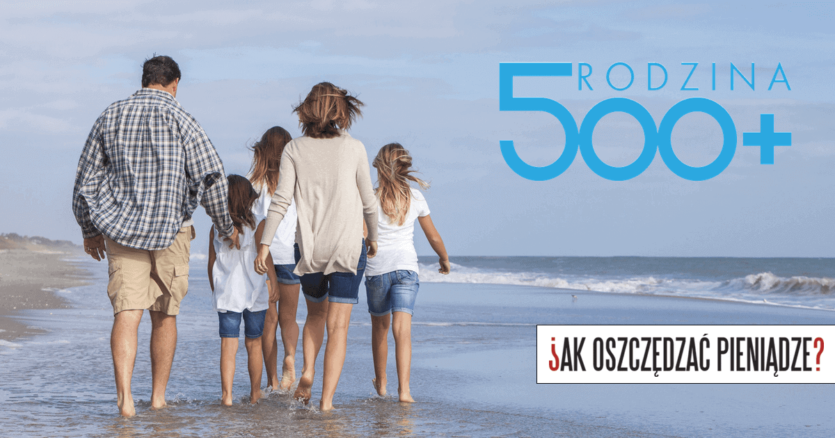Ranking kont Rodzina 500plus