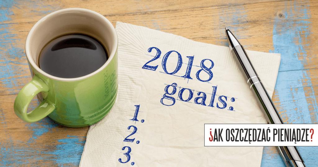 Planowanie roku i celów 2018