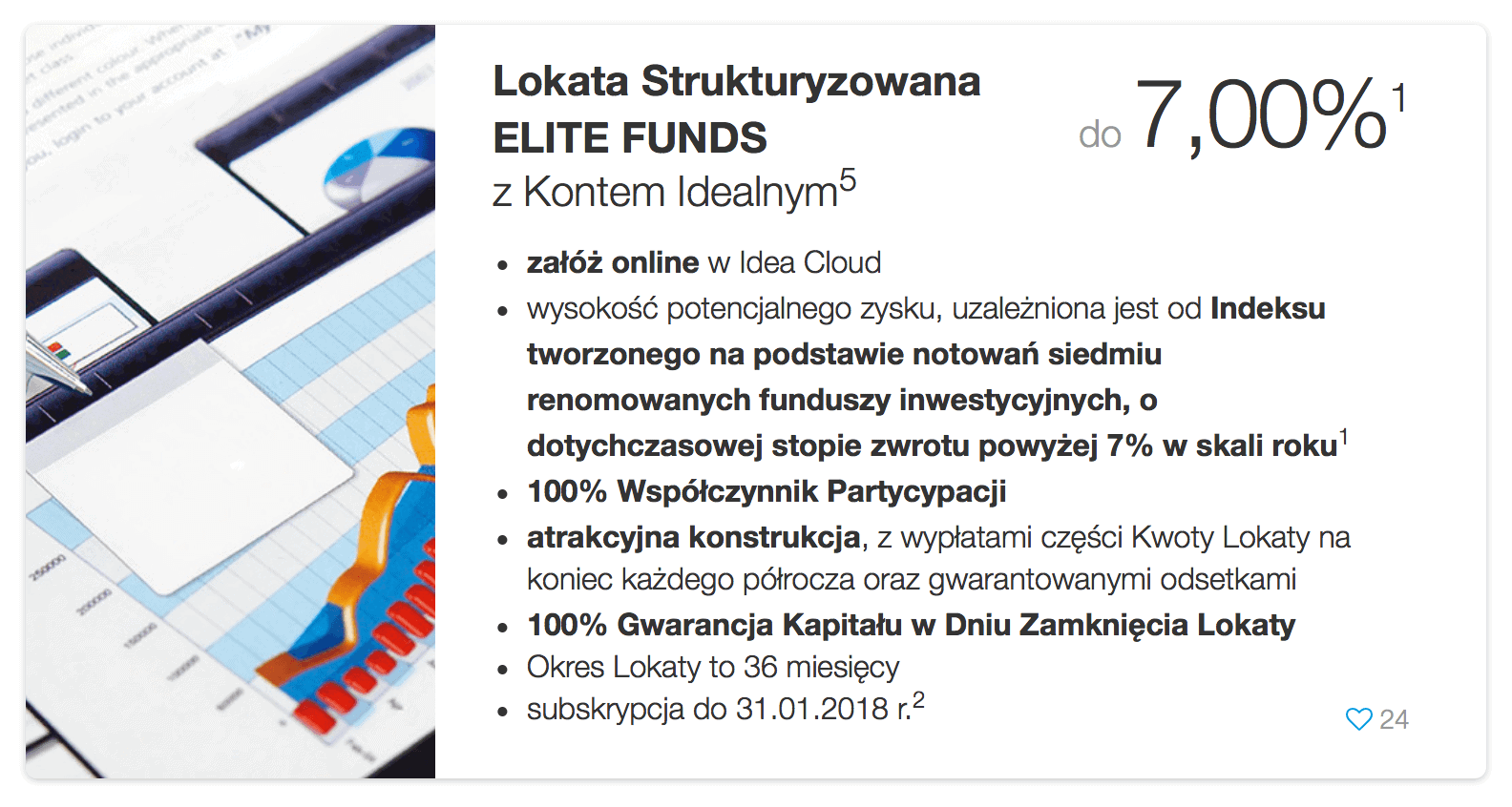 Elite Funds Idea Bank
