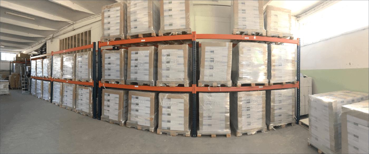 Logistyka wysyłka paczek 1