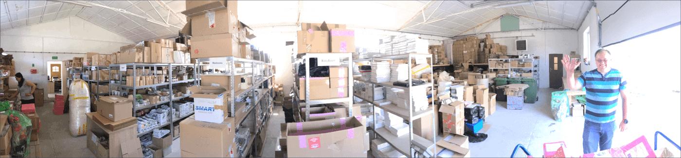 Logistyka wysyłka paczek 2