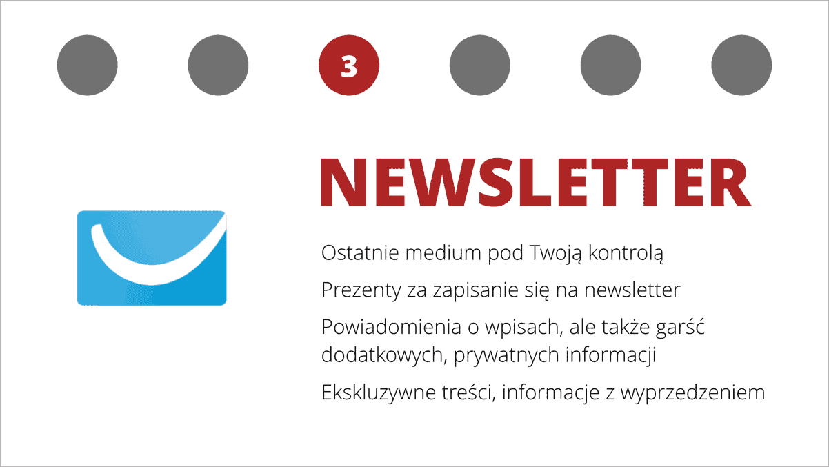Newsletter i marka osobista