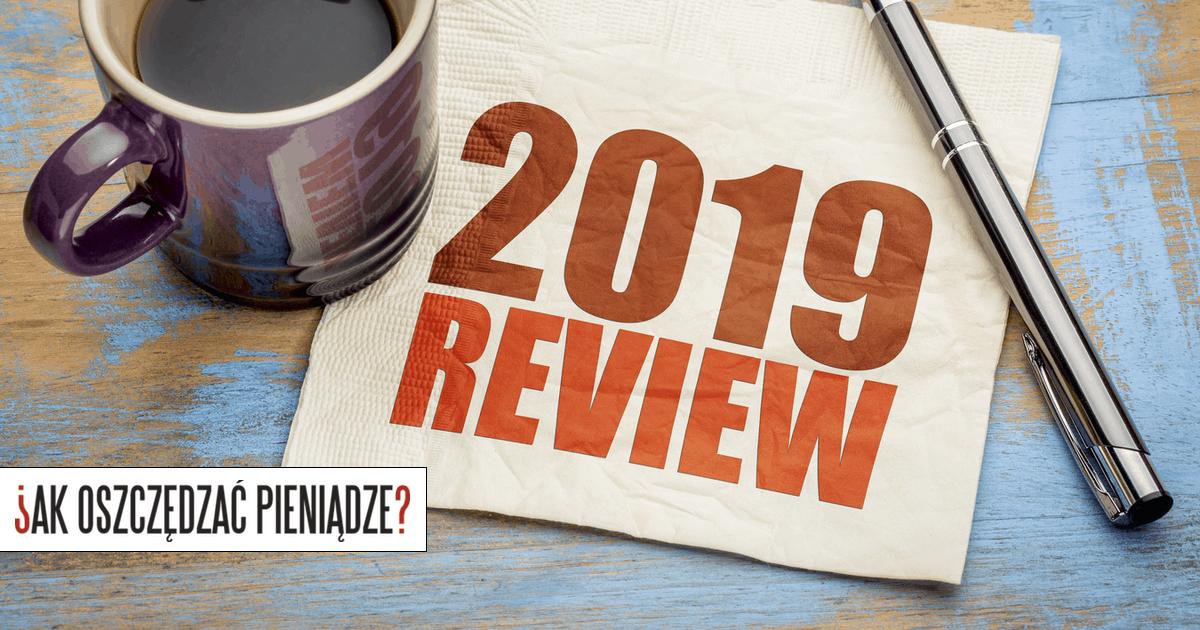 Podsumowanie 2019 i plany 2020