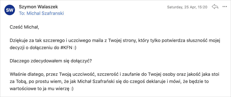 Szymon - opinia