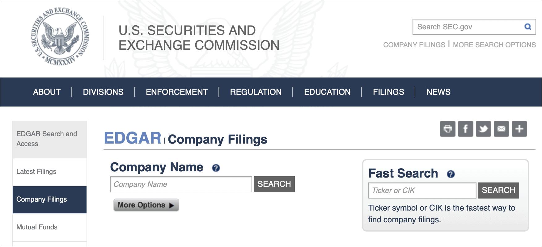 Raporty finansowe spółek