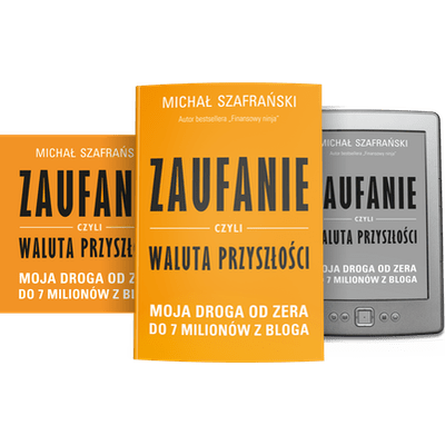Zaufanie + audiobook + ebook