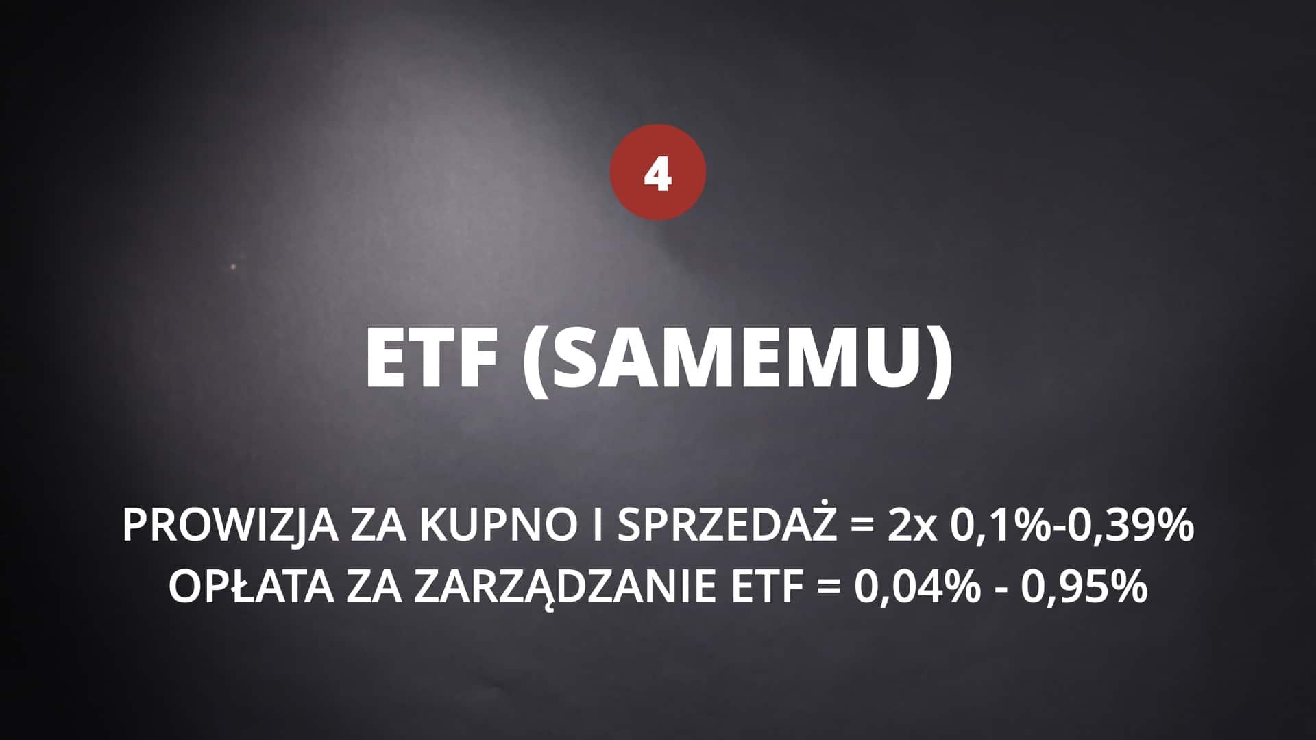 Jak inwestować ETF samodzielnie