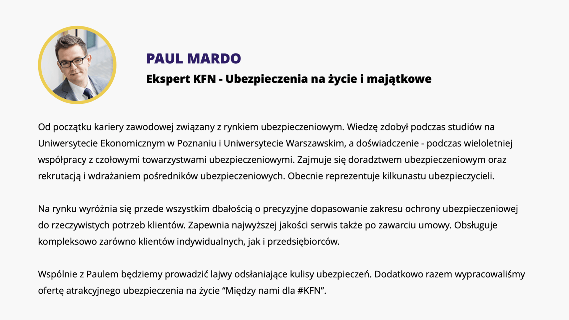 Paul Mardo